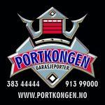 Logo portkongen.no